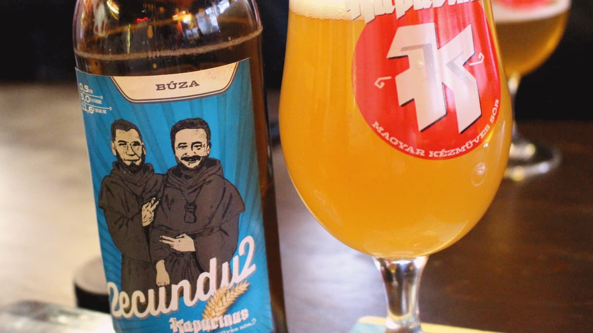 Secundus - Light Wheat Beer